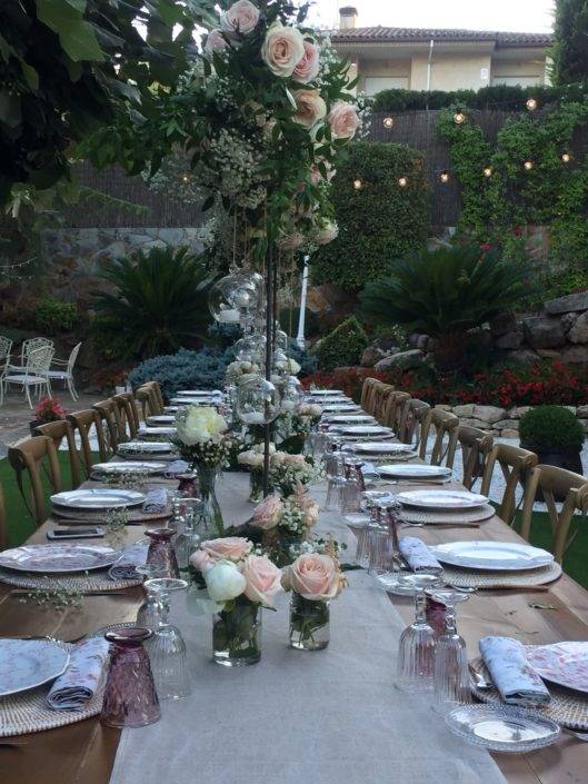 Catering Beltran, servicios para bodas