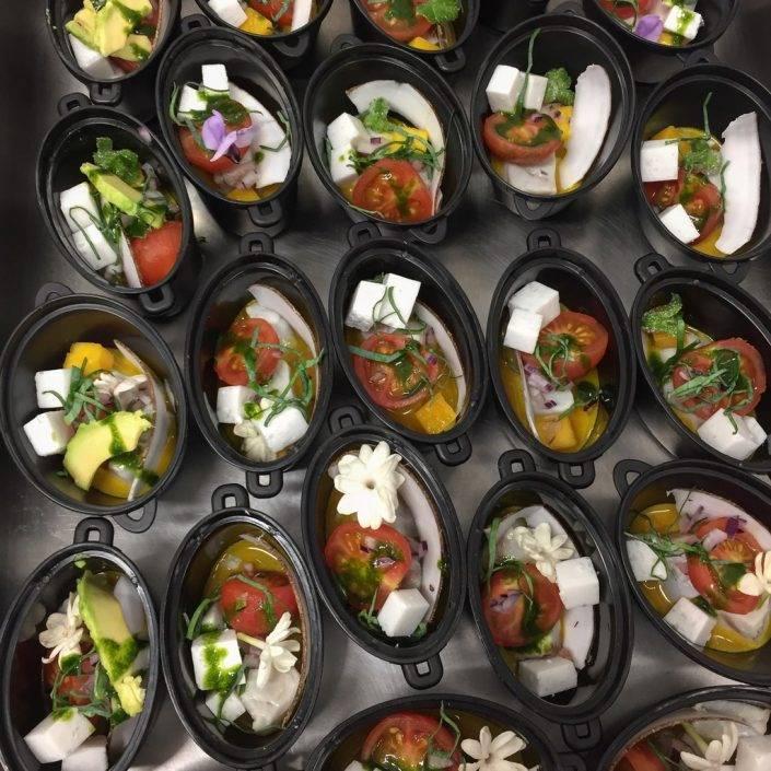 Selecció d'entrants a Beltran Catering