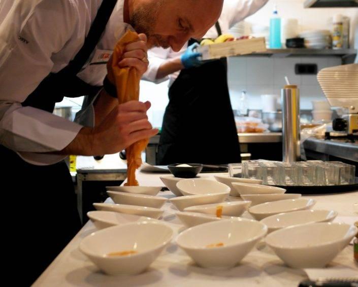 Beltran Catering, cocina para eventos