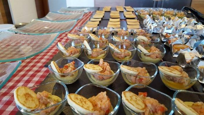 Beltran catering, servicio para eventos