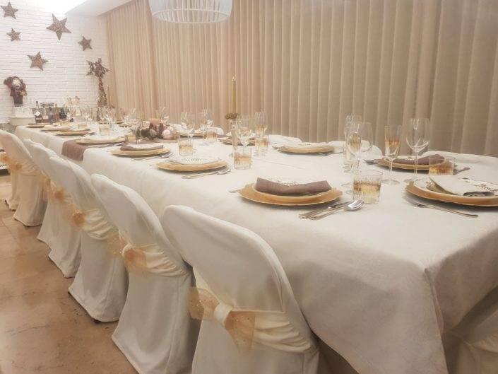 Banquets amb Beltran Catering