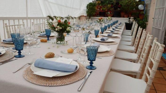 Beltran Catering, banquets de celebracions