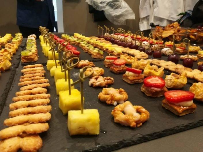 Catering Beltran, canapés per celebracions