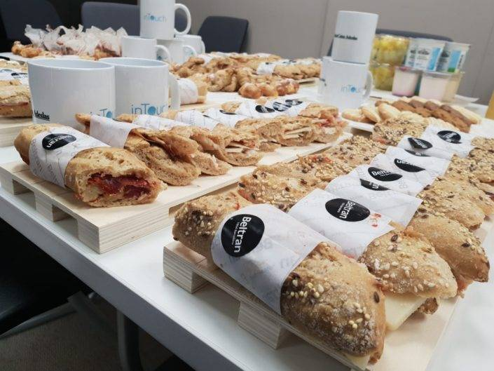 Catering Beltran, servei d'esmorzars per empreses