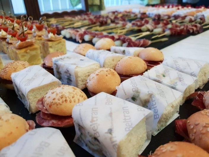 Catering Beltran, esdeveniments d'empresa