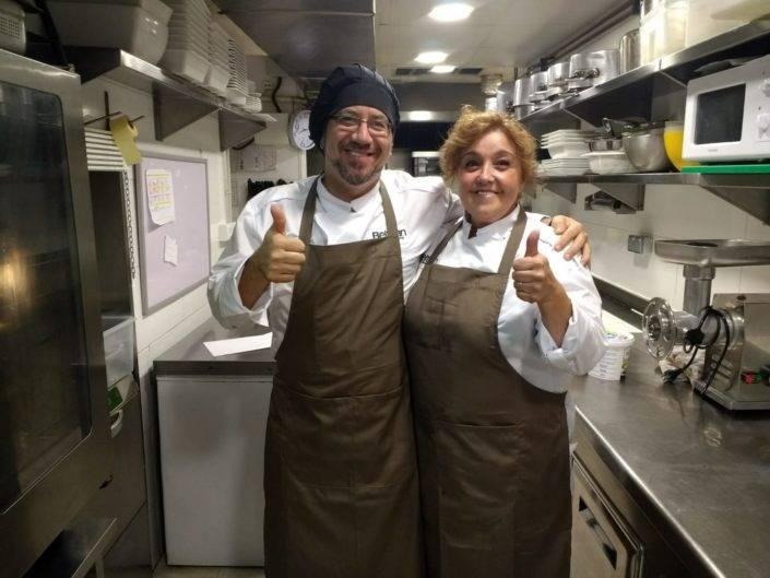 Catering Beltran, chefs