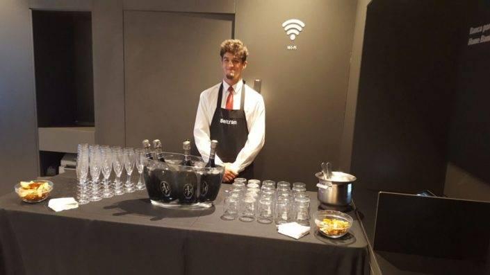 Catering Beltran, servicio para eventos