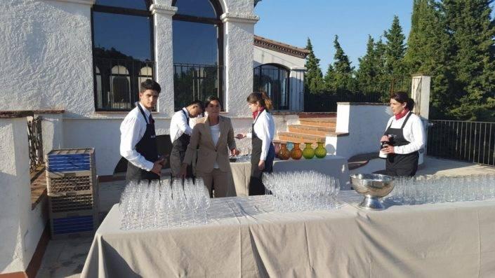 Catering Beltran, servei professional de banquets