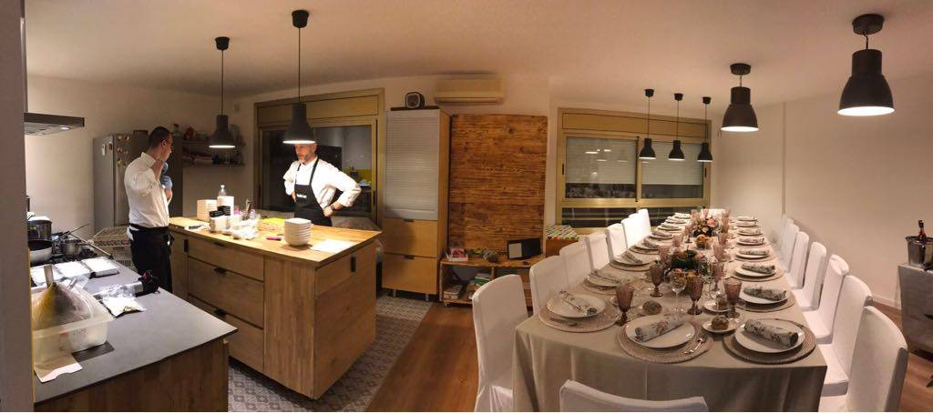 Servei de cuina a domicili de Beltran Catering
