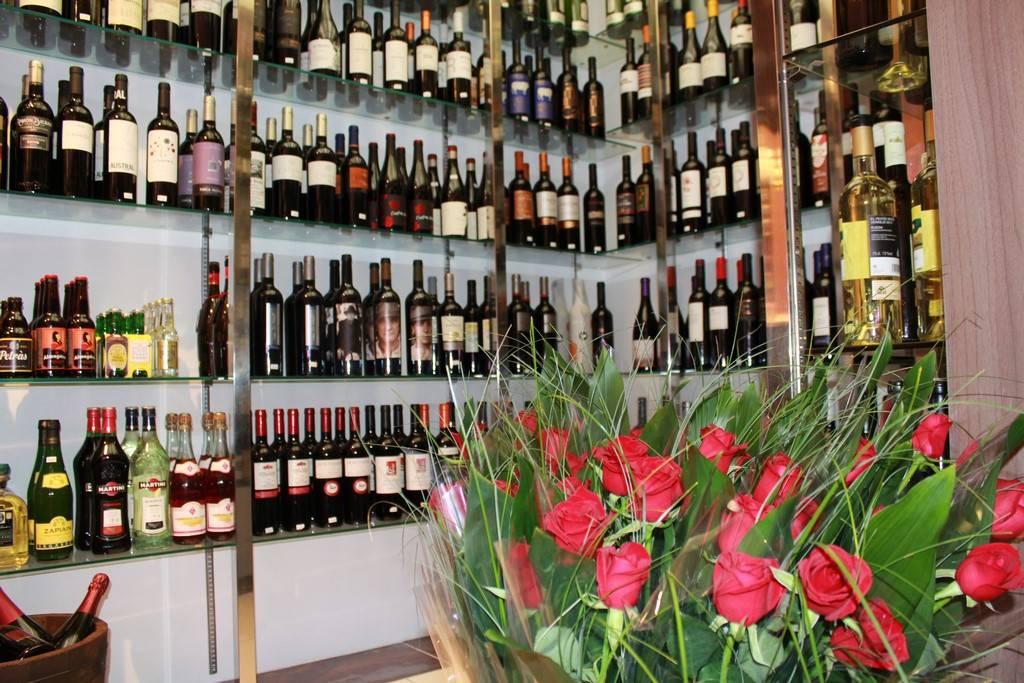 Àmplia selecció de vins a Beltran Catering