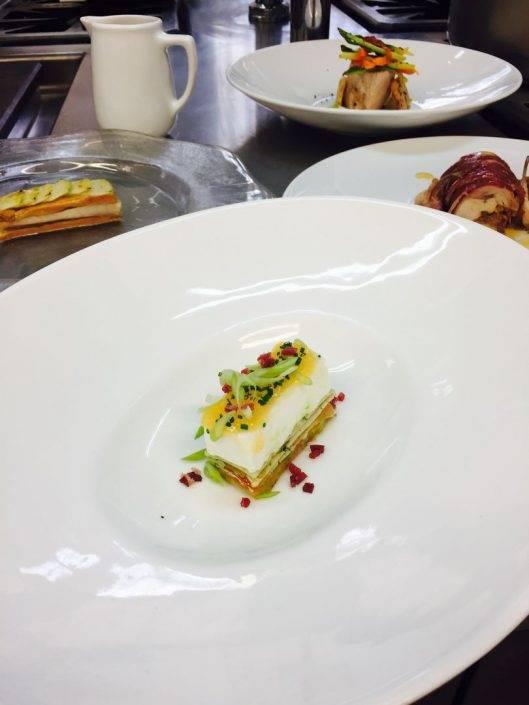 Plats selectes a Beltran Catering