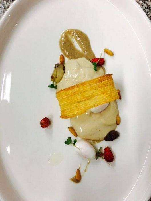Plats elaborats a Beltran Catering