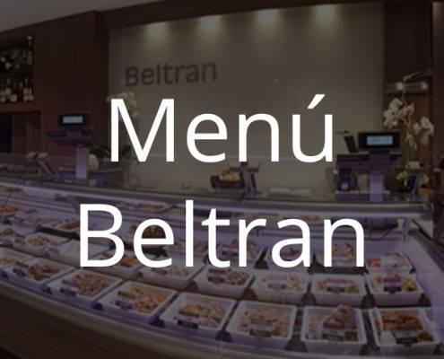 Menús diaris a Beltran Menjars