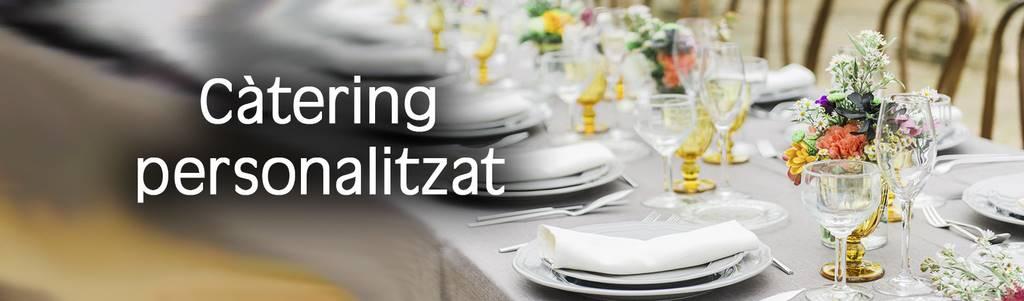 Catering personalitzat de Beltran, a Barcelona